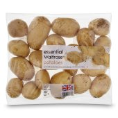 Picture of White Potatoes essential Waitrose 2.5kg