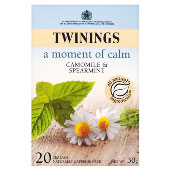 Picture of Twinings Camomile and Spearmint 20 per pack