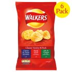 Picture of Walkers Variety Crisps 6 x 25g