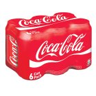 Picture of Coca-Cola - Coke 6 x 330ml
