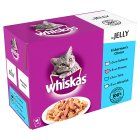 Picture of Whiskas Pouch Fisherman's Choice in Jelly 12 x 100g
