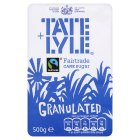 Picture of Tate & Lyle Fairtrade Granulated Cane Sugar 500g