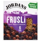 Picture of Jordans Raisin & Hazelnut Frusli Bars 6 x 30g