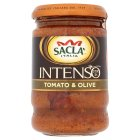 Picture of Sacla' Stir Through Olive & Tomato Sauce 190g