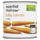 Picture of Baby Carrots essential Waitrose 400g