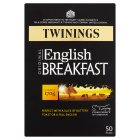 Picture of Twinings English Breakfast Tea Bags 50 per pack
