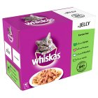 Picture of Whiskas Pouch Favourites in Jelly 12 x 100g