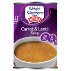 Picture of Heinz Weight Watchers Carrot & Lentil Soup 295g
