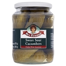 Picture of Mrs Elswood Sweet & Sour Cucumbers 670g