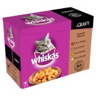 Picture of Whiskas Pouch Casserole Selection in Gravy 12 x 100g