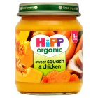 Picture of Hipp Organic Sweet Squash & Chicken 125g