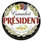 Picture of President Camembert 250g