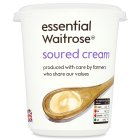 Picture of Soured Cream essential Waitrose 300ml