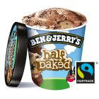 Picture of Ben & Jerry's Half Baked Ice Cream 500ml