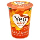 Picture of Yeo Valley Organic Peach & Apricot Yogurt 450g