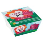 Picture of Yeo Valley Kids Organic Little Yeos Smooth Yoghurts 4 x 90g