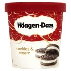 Picture of Häagen-Dazs Cookies & Cream Ice Cream 500ml