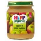 Picture of Hipp Organic Apple & Pear Pudding 125g