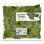 Picture of Spinach essential Waitrose 250g