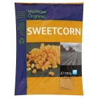 Picture of Frozen Organic Sweetcorn Waitrose 500g
