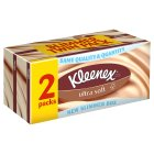 Picture of Kleenex Ultra Soft Tissues Twin Pack 2 x 80 per pack