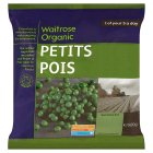 Picture of Frozen Organic Petits Pois Waitrose 500g
