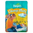 Picture of Pampers Change Mats 60x60 cm 12 per pack