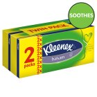 Picture of Kleenex Balsam Soothes Regular Tissues 2 x 80 per pack