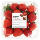 Picture of Strawberries essential Waitrose 400g
