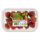 Picture of Organic Strawberries Waitrose 300g