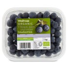 Picture of Organic Blueberries Waitrose 150g