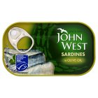 Picture of John West Sardines In Olive Oil 120g