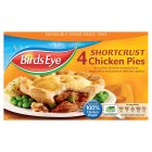 Picture of Birds Eye Chicken Pies 4 per pack 620g