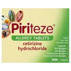 Picture of Piriteze Allergy Tablets 7 per pack