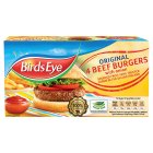 Picture of Birds Eye 4 Original Beef Burgers 227g