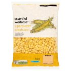 Picture of Frozen Supersweet Sweetcorn essential Waitrose 1kg
