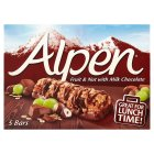 Picture of Alpen Fruit & Nut Bars with Milk Chocolate 5 x 29g
