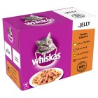 Picture of Whiskas Poultry Selection in Jelly 12 x 100g