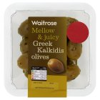 Picture of Greek Kalkidis Olives Waitrose 200g