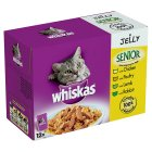 Picture of Whiskas Pouch Senior in Jelly 12 x 100g