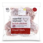 Picture of Chicken Breast Fillets essential Waitrose 1kg