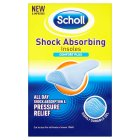 Picture of Scholl Air-Pillo Shock Absorbing Gel Insoles 1pair