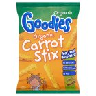 Picture of Organix Goodies Organic Carrot Stix 15g