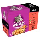 Picture of Whiskas Pouch Traditional Dishes in Gravy 12 x 100g