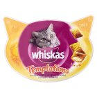 Picture of Whiskas Cat Treats Temptations Chicken  60g