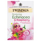 Picture of Twinings Fresh & Fruity Echinacea & Raspberry Tea Bags 20 per pack