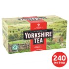 Picture of Taylors of Harrogate Yorkshire Tea Bags 240 per pack