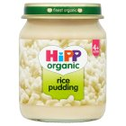 Picture of Hipp Organic Rice Pudding 125g