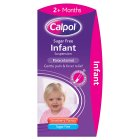 Picture of Calpol Infant Sugar Free Strawberry Liquid +2 Months 100ml