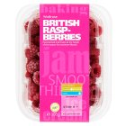 Picture of Frozen British Raspberries Waitrose 300g